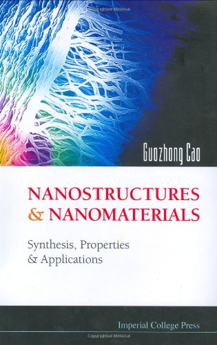 Nanostructures & Nanomaterials: Synthesis, Properties & Applications