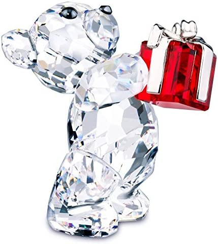 5103231 Swarovski Kris Bear A Gift For You Figurine