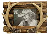 LL Home Antler ON Wood 7X5 Photo Frame Decor Review