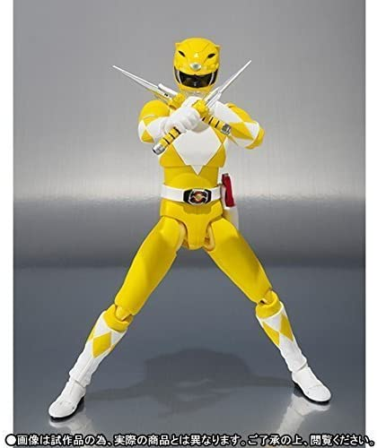 New S.H.Figuarts Kyoryu Sentai Zyuranger DRAGON RANGER Action Figure BANDAI