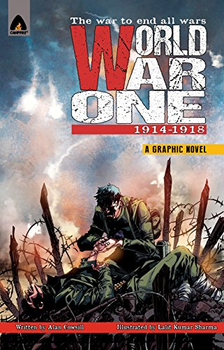 World War One: 1914-1918 (Campfire Graphic Novels) (Best World War 1 Fiction)