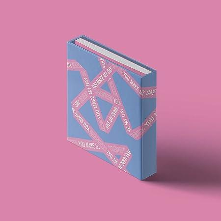 Pledis Entertainment SEVENTEEN - YOU MAKE MY DAY [SET THE SUN ver ] (5th  Mini Album) CD+Photobook+Lyrics Paper+Photocards
