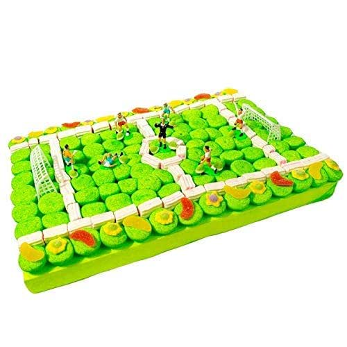 Tarta chuches futbol campo estadio: Amazon.es: Handmade