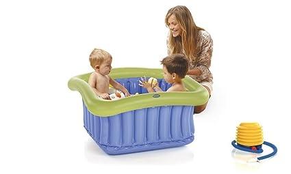 Vasca Da Bagno Piccola Per Bambini : Jane vaschetta gonfiabile per piatto doccia e riduttore per vasca