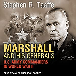 Marshall and His Generals Audiobook