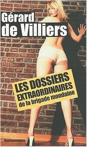 BRIGADE VILLIERS GERARD DE TÉLÉCHARGER MONDAINE