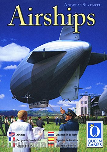Rio Grande Games Airships