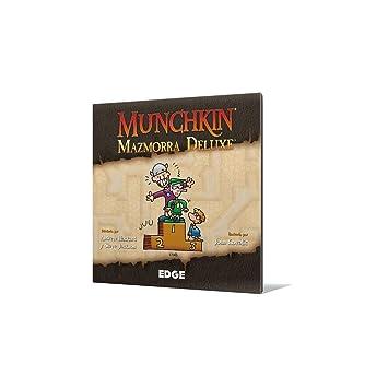 Edge Entertainment Munchkin - Mazmorra Deluxe EDGMUGB1