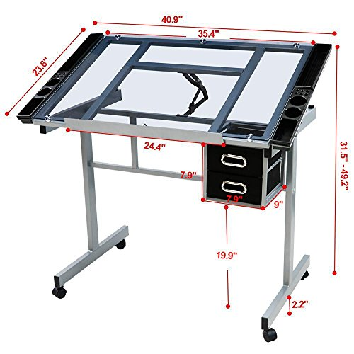 The 8 best drafting tables under 100