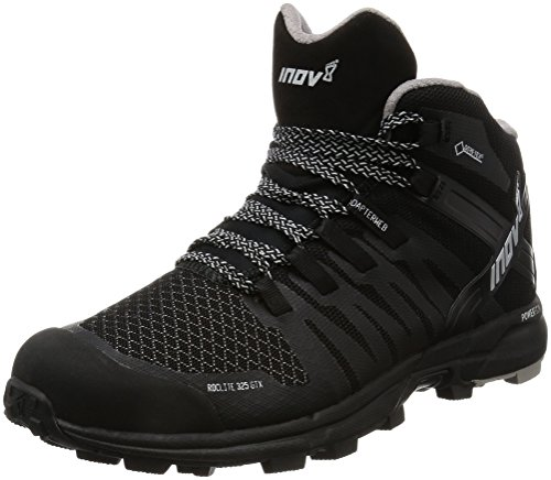 Image of Inov-8 Roclite 325 GTX Hiking Boot Sneaker Shoe - Black/Grey - Mens - 12