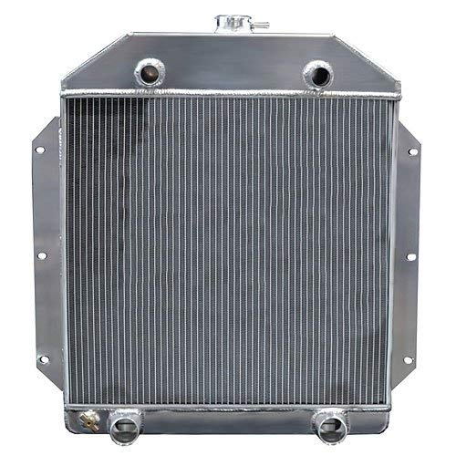 "Chevy Kingswood Radiator,Champion 3 Row All Aluminum,28/"" Core,CC161"