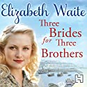 Three Brides for Three Brothers Audiobook by Elizabeth Waite Narrated by Julie Maisey