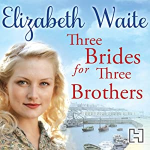 Three Brides for Three Brothers Audiobook