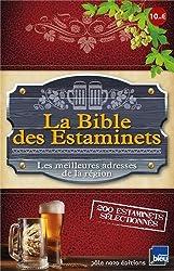 La Bible des estaminets