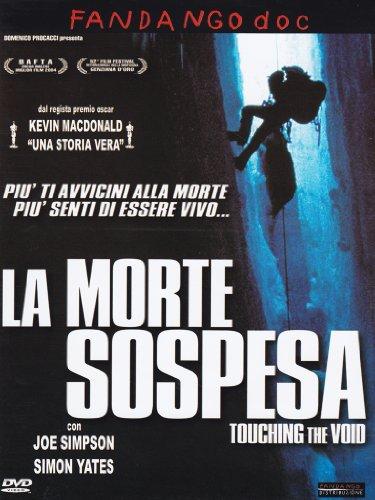 La morte sospesa - Touching the void [Import italien] (Touching The Void Film)