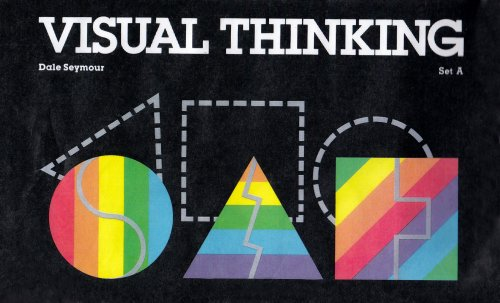 VISUAL THINKING SET A COPYRIGHT 1983 (100 Cards With Teachers Commentary)