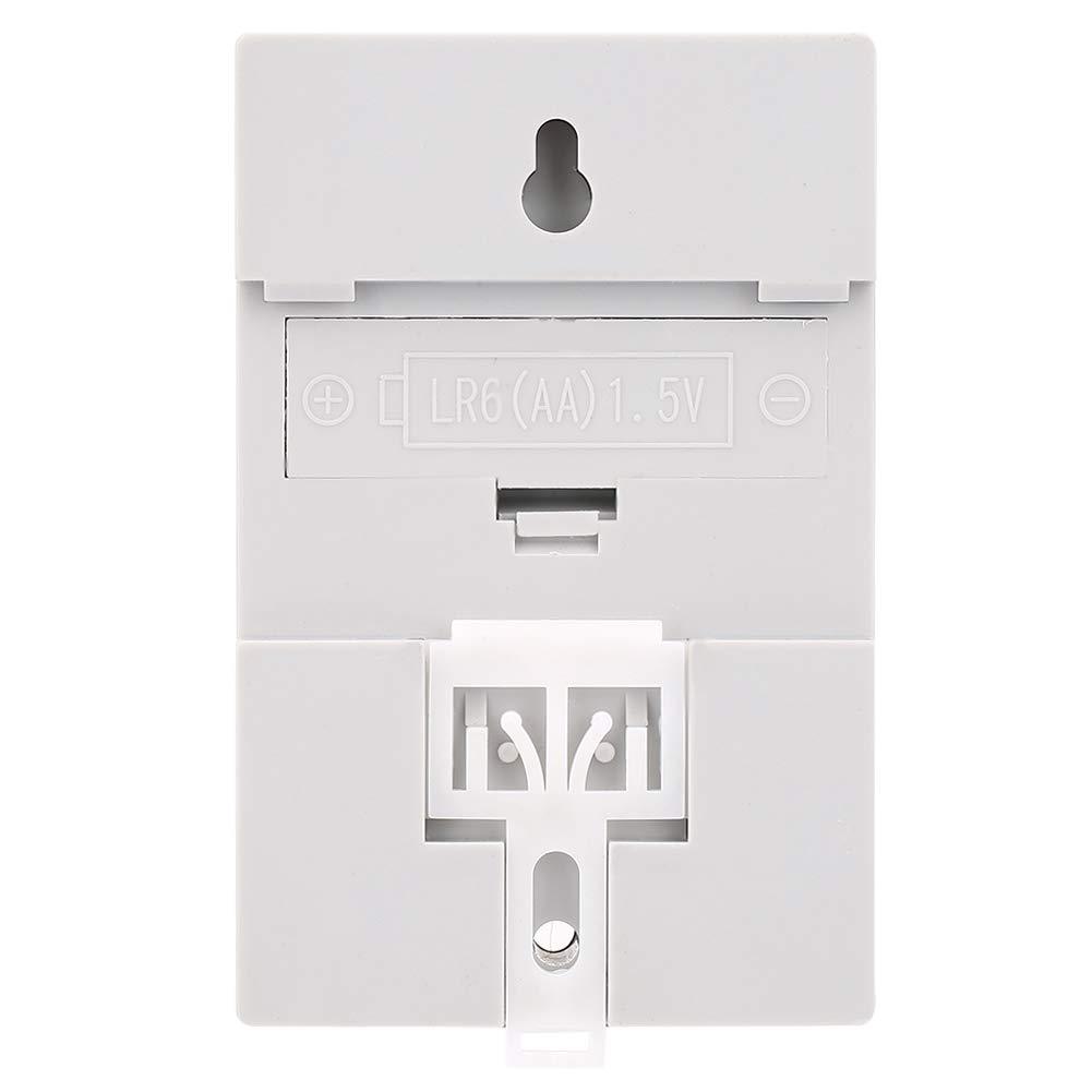 KG316T Interrupteur /à Minuterie /Écran LCD Commutateur de Minuterie Commutateur de Contr/ôle du Temps Micro-ordinateur 220V R/ésistance 25A Commutateur Horaire Electrique