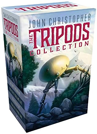 book cover of The Tripods Hardcover Collection
