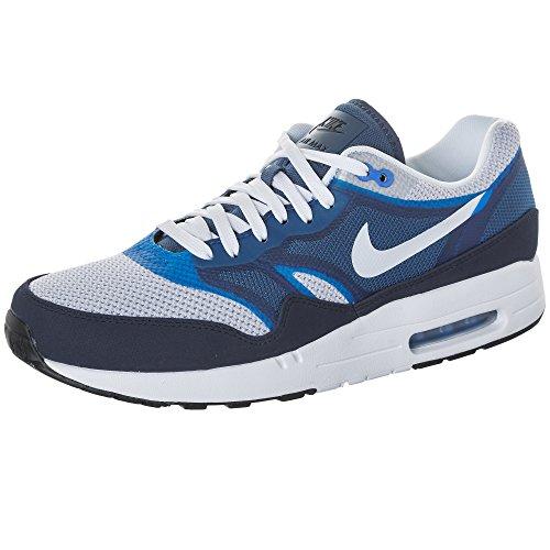 Nike Alpha Dreiging Varsity Medio Mens 880137-144 Bleu