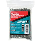 Makita A-99144 Impactx #2 Square Recess 3-1/2″ Power Bit, 50 Pack, Bulk