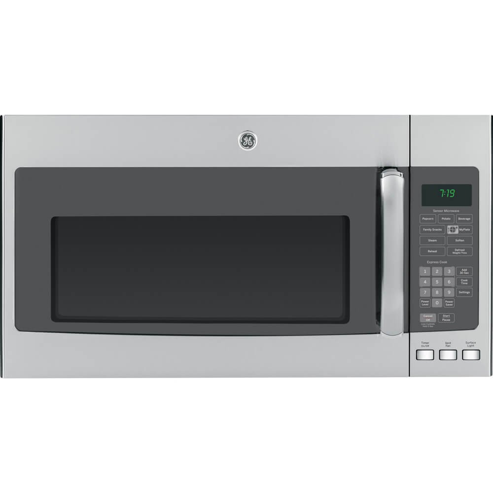 12 inch over the range microwave - Amazon Com Ge Microwaves 1029497 1 9 Cu Ft Over The Range Microwave Oven Stainless 1100 Watts Appliances