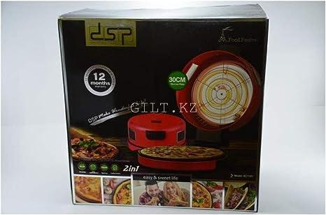 Trade Shop Traesio - Horno eléctrico para Pizza, Cocina 2 en ...