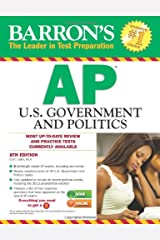 Barron's AP U.S. Government & Politics Paperback