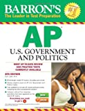 img - for Barron's AP U.S. Government and Politics, 8th Edition book / textbook / text book