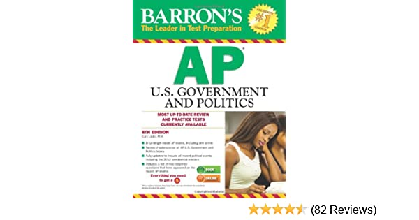 Amazon barrons ap us government and politics 8th edition amazon barrons ap us government and politics 8th edition 9781438002798 curt lader med books fandeluxe Gallery