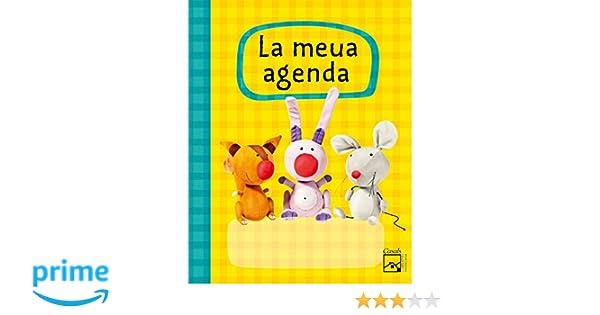 La meua agenda. Belluguets - 9788421844847: Amazon.es: Anna ...