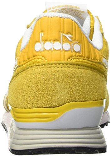 Giallo Giallo Diadora – II Scarpe Low Bacchetta Titan 35040 Unisex Top Adulto wSgq8H