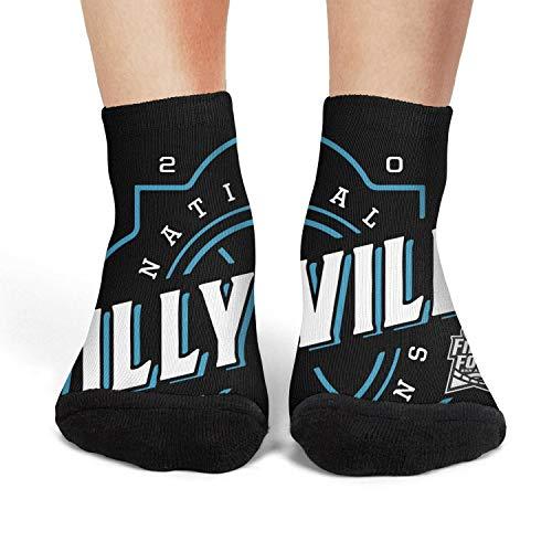 (Men's Crazy No ShowOutdoor Non-Slid Ankle Socks)