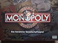 Hasbro 00011100 - Monopoly Deluxe