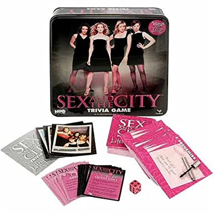Trivia sex and the city