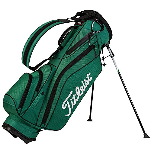 Titleist 2015 Single Strap Stand Golf Bag, Hunter, Standard – DiZiSports Store