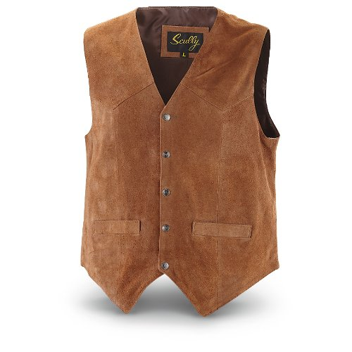 Ultra Suede Vest - 4