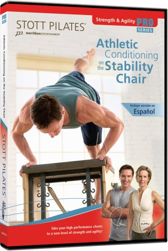 STOTT PILATES Athletic Conditioning on the Stability Chair (English/Spanish)