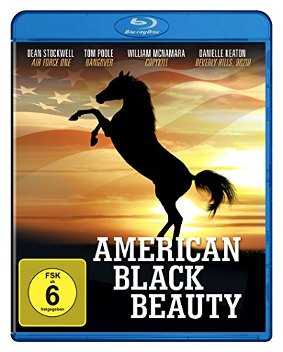 American Black Beauty [Blu-ray] [Import allemand]