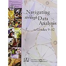 Navigating Through Data Analysis in Grades 9-12