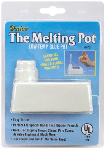 Darice Melting Pot Low Temp Glue