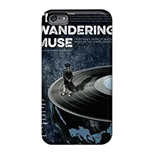 Protective Hard Cell-phone Case For Iphone 6 (PvH19211qKfs) Allow Personal Design High Resolution Muse Skin