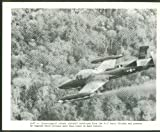 USAF Cessna A-37 Dragonfly close-support aircraft print 1970s