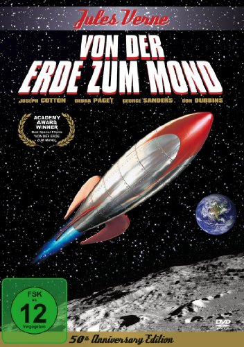 From the Earth to the Moon [ NON-USA FORMAT, PAL, Reg.2 Import - Germany ]