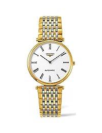Longines L49082117 La Grande Classique Automatic Ladies Watch - White Dial
