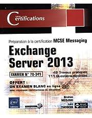 Exchange Server 2013 - Examen 70-341
