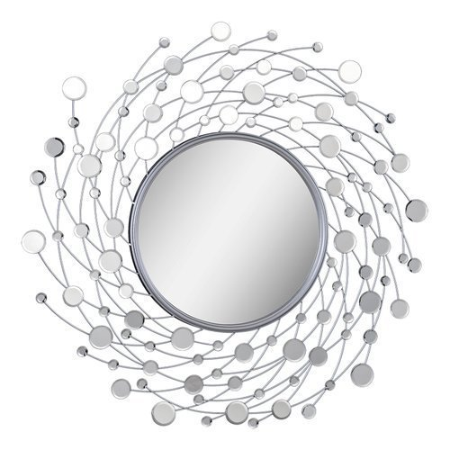 Ren-Wil Como Mirror by Ren-Wil  round wall art decor