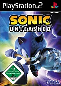 SEGA Sonic Unleashed, PS2 - Juego (PS2, DEU)