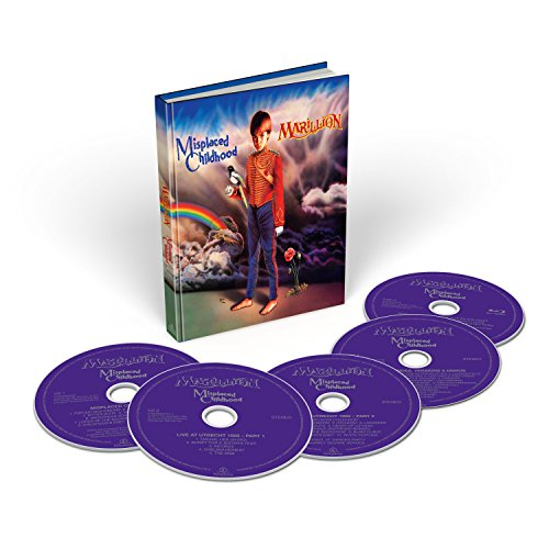 Marillion - Misplaced Childhood (Explicit)(Deluxe Edition)(4cd W+blu-Ray) - Zortam Music