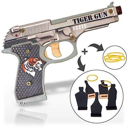 Rubber Band Gun Toy Pistol for Boys |