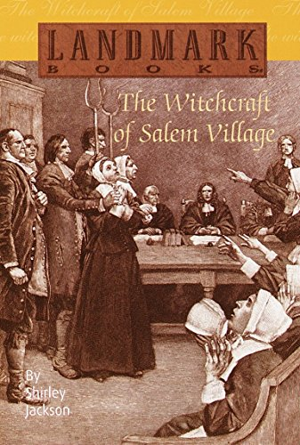 The Witchcraft of Salem Village (Landmark Books) for $<!--$3.98-->